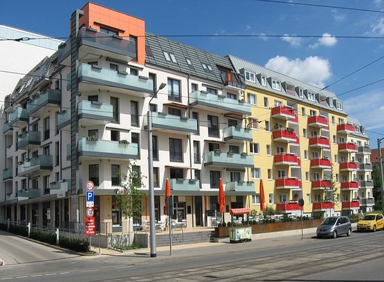 Finding an apartment in Frankfurt